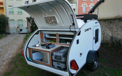 Notre mini-caravane