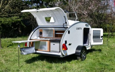 Mini-caravane